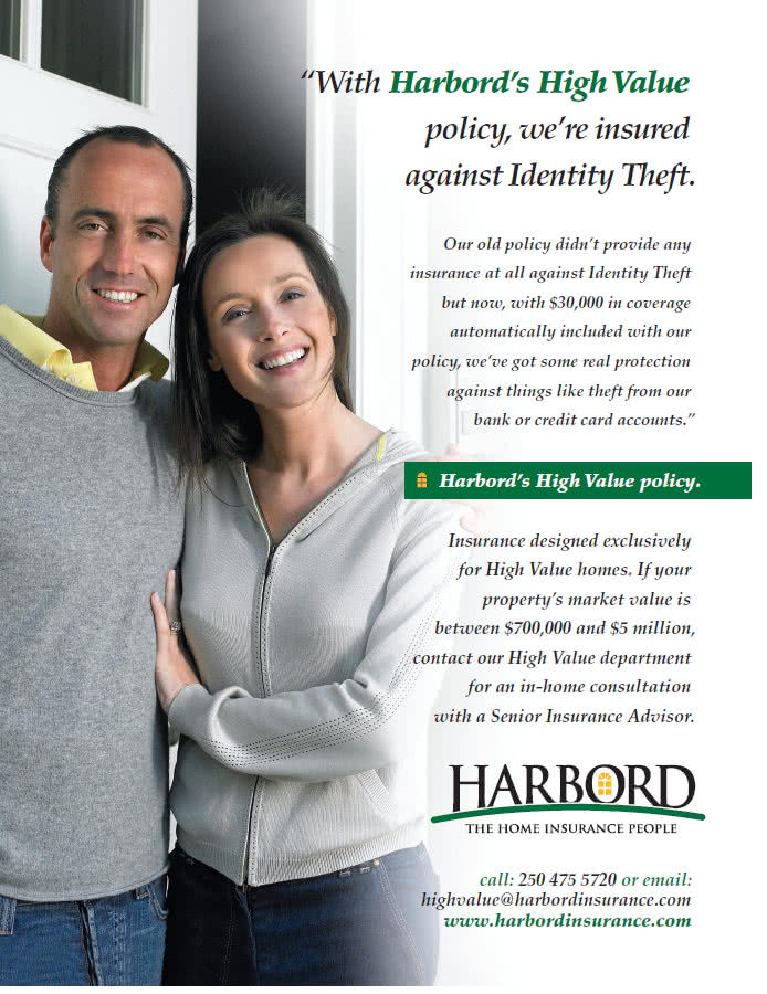 High value insurance policy protects against identity theft
