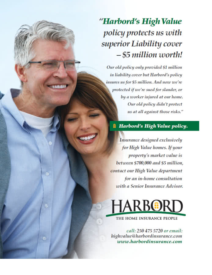 High Value policy protects you with $5 million liability cover.