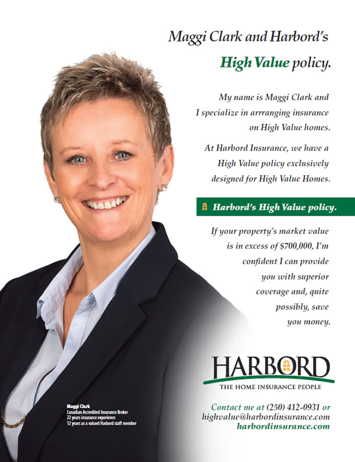 Maggie Clark & Harbord's High Value Insurance Policy