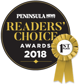 Reader's Choice Award Peninsula