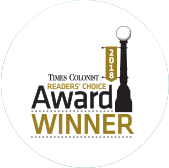 Times Colonist Award